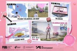 PUBG Mobile hadirkan karakter serba pink bagi penggemar