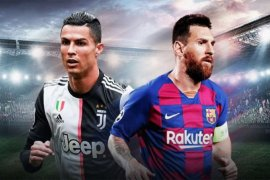 Undian grup Liga Champions: duel Ronaldo vs Messi