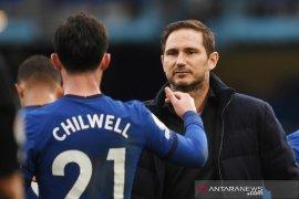 Lampard kesal saat timnya tidak mendapat penalti lawan Manchester United