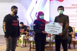 Pemkot Kediri dapat bantuan tujuh ventilator dari Pemprov Jatim