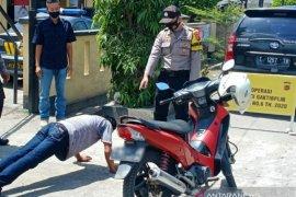 Polres Subang gelar operasi yustisi serentak penegakan protokol kesehatan