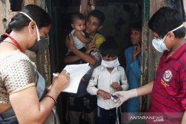 India laporkan 73 ribu lebih kasus baru COVID-19 dalam sehari