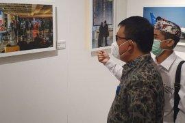 """Sekda Denpasar apresiasi Pameran Foto """"Grubug Ageng"""" dalam """"Denpasar Festival 2020"""" (video)"""