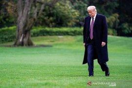 Trump diobati dengan campuran antibodi eksperimental COVID-19