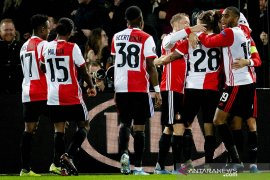 Ridgeciano Haps menyelamatkan Feyenoord dari kekalahan di Waalwijk