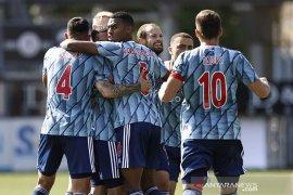 Liga Belanda: Ajax pesta gol 5-1 lawan Heerenveen sekaligus kudeta puncak klasemen