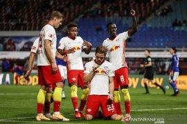 Klasemen Liga Jerman, Leipzig dan Frankfurt huni dua posisi puncak