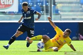 Liga Italia: Atalanta takluk dua gol  dari tamunya Verona