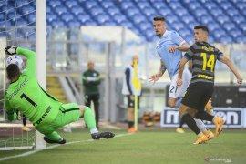Liga Italia: Lazio vs Inter Milan bermain imbang 1-1