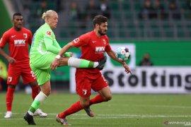 Augsburg perpanjang catatan tidak terkalahkan di Liga Jerman