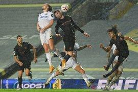 Manchester City ditahan imbang Leeds United 1-1