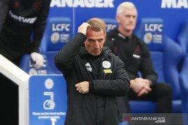 Rodgers akui Leicester pantas kalah lawan West Ham