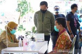 Lakukan simulasi, Kota Bogor siap jadi tempat ujicoba vaksinasi COVID-19