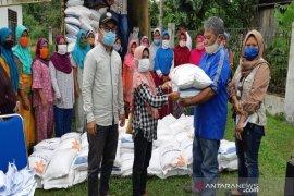 Untuk Tapsel, Kemsos sudah salurkan 60 persen beras PKH