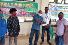 Yayasan Garuda Timur Papua bantu kelompok usaha asli Papua kota Sorong