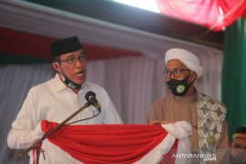 Ketua pemenangan : Paslon haji Rusli - Tuan Guru Fadhlan sarat pengalaman