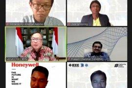 Menristek : Indonesia wajib tingkatkan kemampuan SDM hadapi industri 4.0