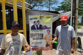 Golkar Surabaya berharap Bawaslu adil tertibkan APK paslon pilkada 2020