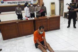 Polisi Kediri tangani kasus asusila bapak terhadap anak kandung