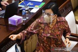 Menteri Keuangan sebut realisasi anggaran PEN capai Rp376,17 triliun