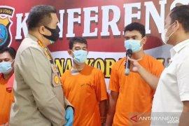 Polisi sita 5 kg sabu-sabu dari Mess Pemkot Tanjung Balai