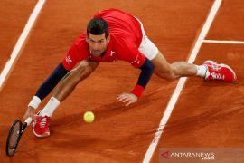 French Open: Djokovic atasi hambatan menuju ke perempat final