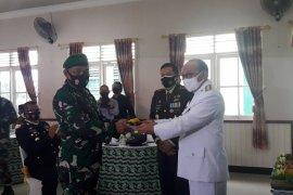Dandim : TNI membutuhkan kekuatan rakyat untuk mempertahankan NKRI