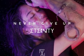 "Grup band Eternity suarakan harapan di lagu debut ""Never Give Up"""