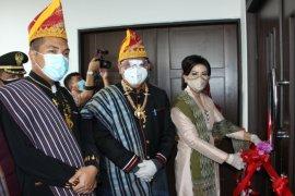HUT ke-73 Dairi, Bupati resmikan ruangan cuci darah Di RSUD Sidikalang