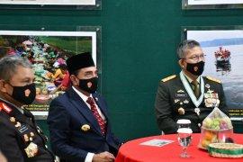 Pangdam I/BB: HUT TNI momentum perangi COVID-19
