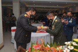 Pangdam Udayana harap HUT ke-75 TNI tingkatkan sinergi TNI-Polri