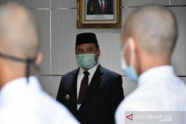 Gubernur Erzaldi lepas 18 Calon Praja IPDN Babel