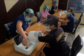 Persiapan simulasi vaksinasi COVID-19 di Badung