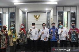 Pemkab HST terima kunjungan kerja dari Tim Kementerian Kesehatan RI
