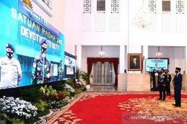 Presiden Jokowi tanyakan gaji dan tunjangan prajurit perbatasan