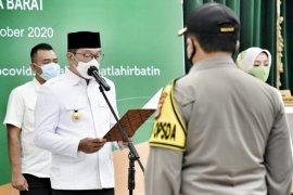Ridwan Kamil kukuhkan Komite Kebijakan Penanganan COVID-19 Jawa Barat