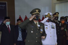 Danrem 011/Lilawangsa : HUT TNI menjadi momentum bangkit melawan COVID-19
