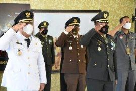Bupati Shabela: Atas nama masyarakat kami ucapkan selamat HUT ke 75 TNI
