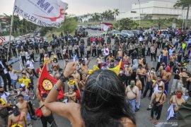 Buruh batalkan aksi mogok nasional pada 6-8 Oktober? Ini faktanya