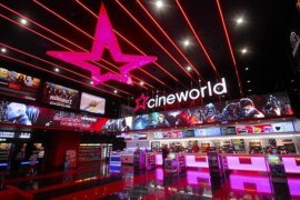 Gara-gara film James Bond diundur, bioskop Cineworld AS tutup
