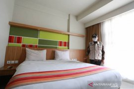 Pemkot Tangerang jadikan Hotel Kyriad  tempat isolasi mandiri pasien COVID-19