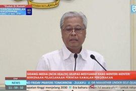Malaysia tutup perjalanan dari Sabah