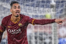 Chris Smalling  permanen di AS Roma