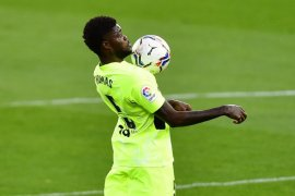 Transfer sepakbola Eropa, Thomas  Partey ke Arsenal terheboh dengan nilai transfer Rp868,55 miliar