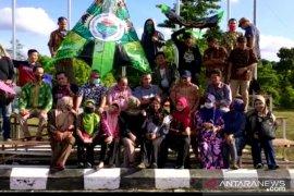 Pendamping Desa di  Batanghari ikuti Festival Layang-layang  Virtual dukung pemecahan rekor