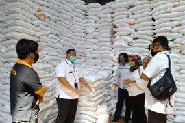 Penyaluran bansos beras di wilayah Kediri-Nganjuk capai 65 persen