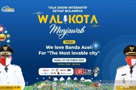 "Besok, program wali kota menjawab angkat tema ""The Most Lovable City"""