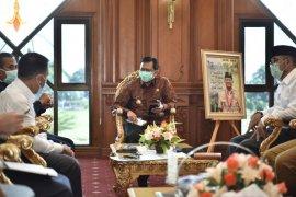 Pjs Gubernur Jambi upayakan tambah mesin uji swab di RSUD Raden Mattaher dan Labkesda