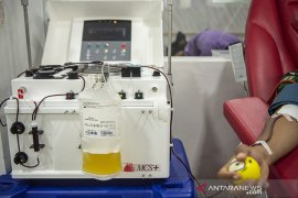Plasma konvalesen tidak banyak membantu pasien COVID-19 sembuh