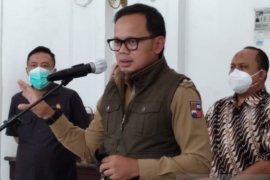 Kota Bogor intensifkan sosialisasi dan edukasi protokol kesehatan di perkantoran